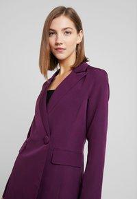 Fashion Union - SPOON - Sportovní sako - purple - 3
