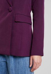 Fashion Union - SPOON - Sportovní sako - purple - 5