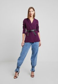 Fashion Union - SPOON - Sportovní sako - purple - 1