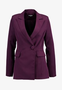 Fashion Union - SPOON - Sportovní sako - purple - 4