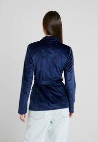 Fashion Union - ELVIS - Sportovní sako - navy - 2