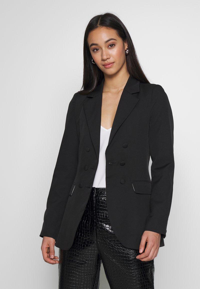 Fashion Union - BAKER - Blazer - black