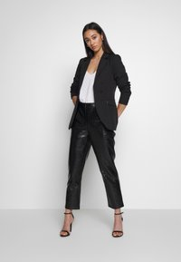 Fashion Union - BAKER - Blazer - black - 1