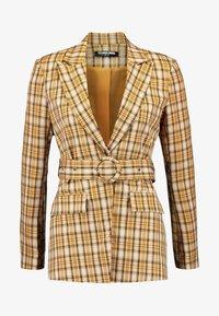 Fashion Union - CLUELESS JACKET - Blazer - yellow - 4