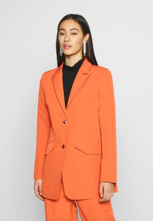 PECHE - Manteau court - orange