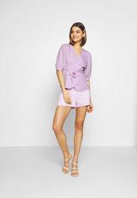 Fashion Union - BABBY BLAZER - Blazer - pink - 1