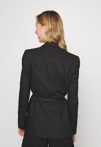 Fashion Union - BETHANY JACKET - Blazer - black - 2