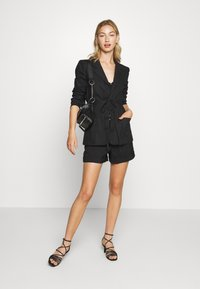 Fashion Union - BETHANY JACKET - Blazer - black - 1