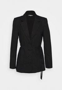 Fashion Union - BETHANY JACKET - Blazer - black - 4