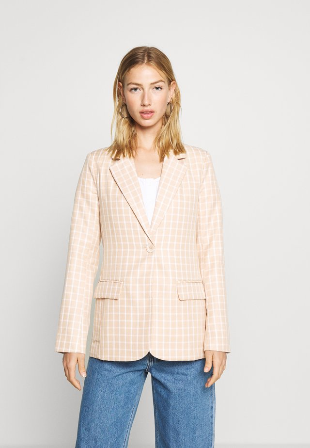 JAUNE - Short coat - multi