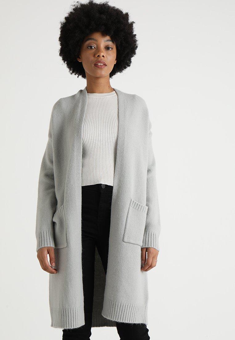 Fashion Union - CARROT - Strikjakke /Cardigans - grey