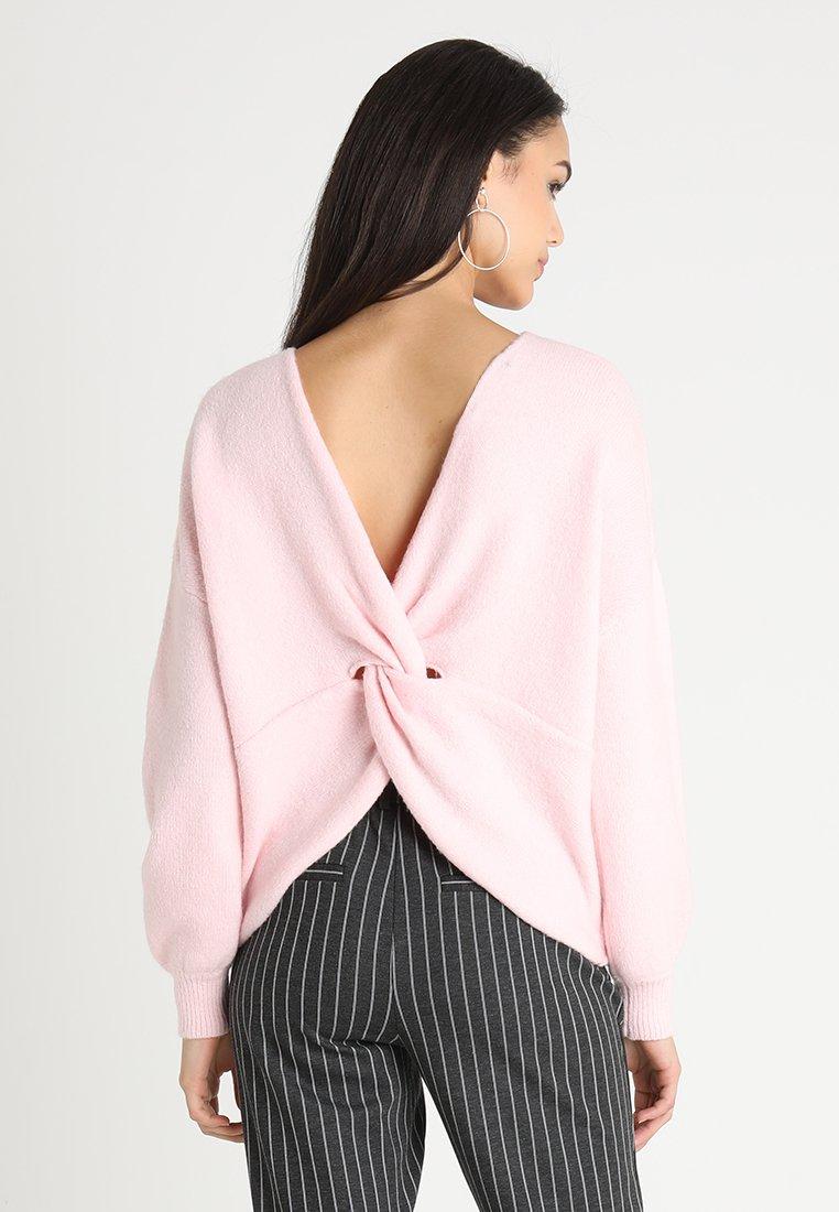 Fashion Union - BULBUL - Jersey de punto - light pink