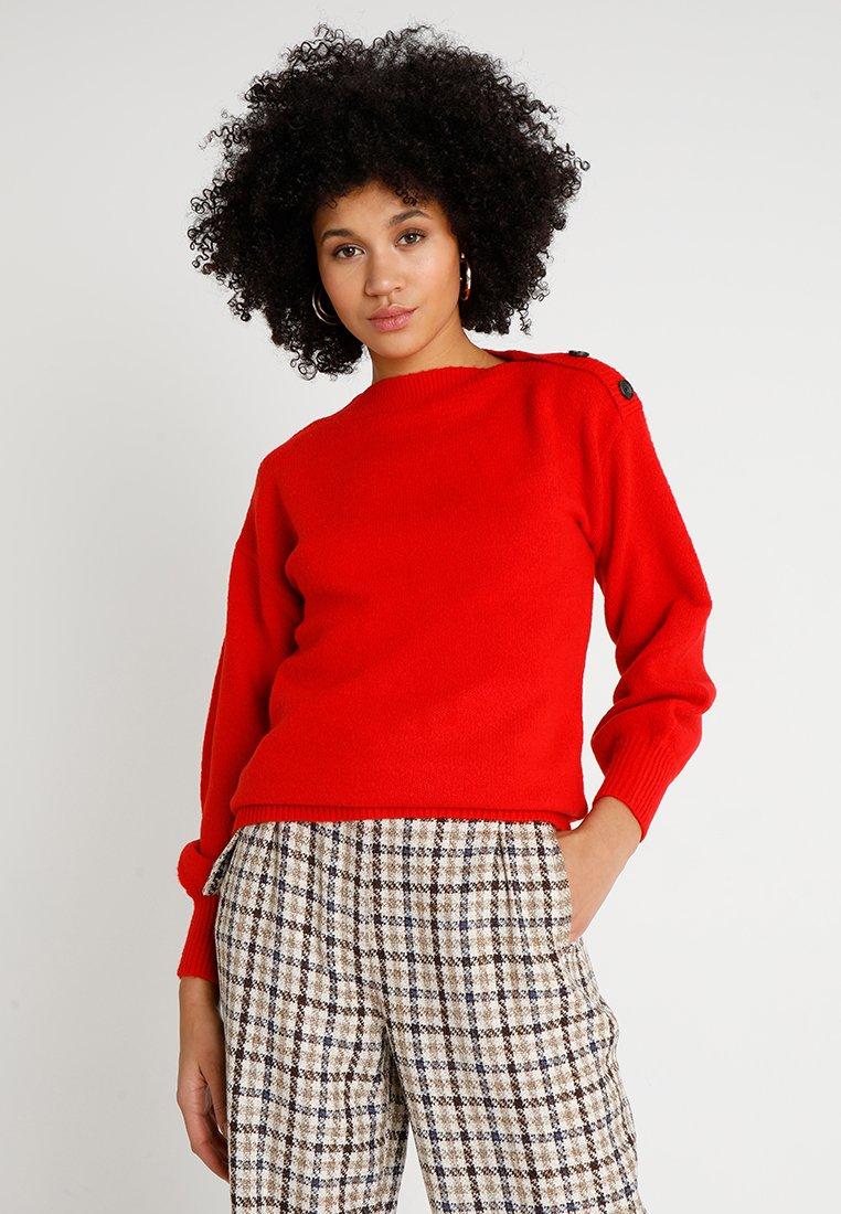 Fashion Union - CORMORANT - Jersey de punto - red