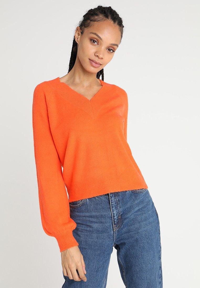Fashion Union - DODO - Strickpullover - orange