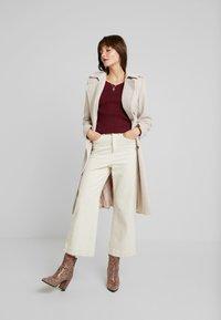 Fashion Union - ELM - Jumper - burgundy - 1