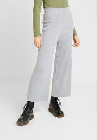 Fashion Union - MACDONALD - Tracksuit bottoms - grey - 0
