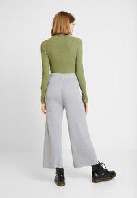 Fashion Union - MACDONALD - Tracksuit bottoms - grey - 2