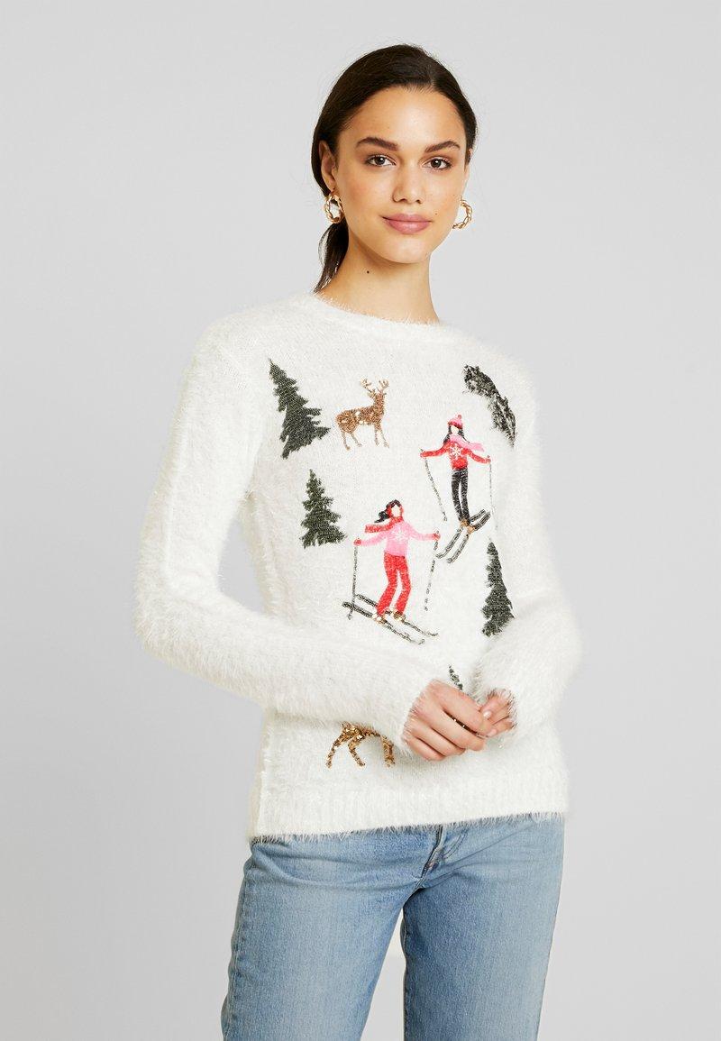 Fashion Union - Jumper - white