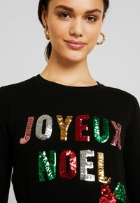 Fashion Union - CHRISTMAS JOYEUX NOEL - Jumper - black - 3