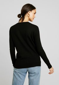 Fashion Union - CHRISTMAS JOYEUX NOEL - Jumper - black - 2