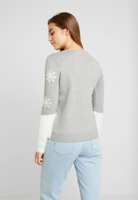 Fashion Union - CHRISTMAS CLAUS - Jumper - grey - 2