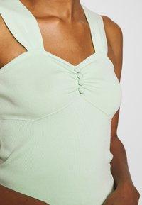 Fashion Union - HOMER - Top - green - 5