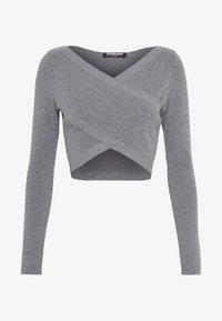 Fashion Union - OZARK - Pullover - grey - 3