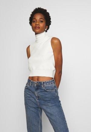 JUNO - Pullover - white