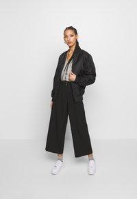 Fashion Union - BLUEMINK - Gilet - grey marl - 1