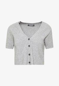 Fashion Union - BLUEMINK - Gilet - grey marl - 4