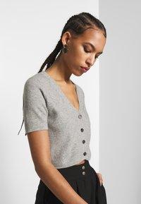 Fashion Union - BLUEMINK - Gilet - grey marl - 3
