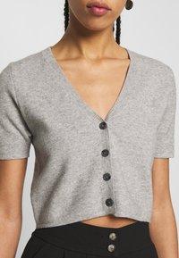 Fashion Union - BLUEMINK - Gilet - grey marl - 5