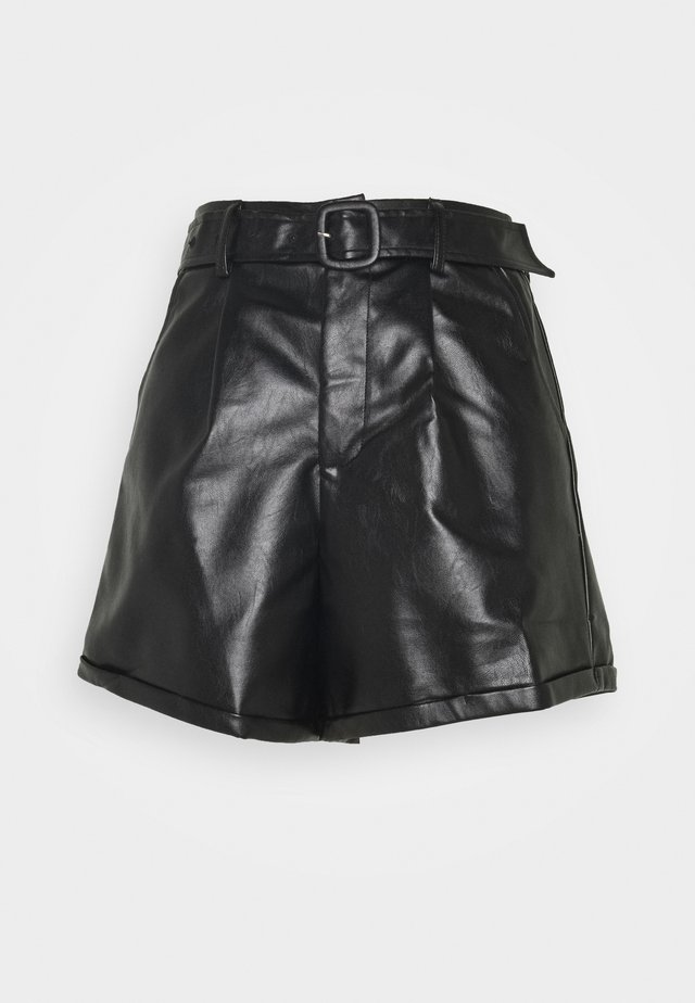 NICKLE - Shorts - black