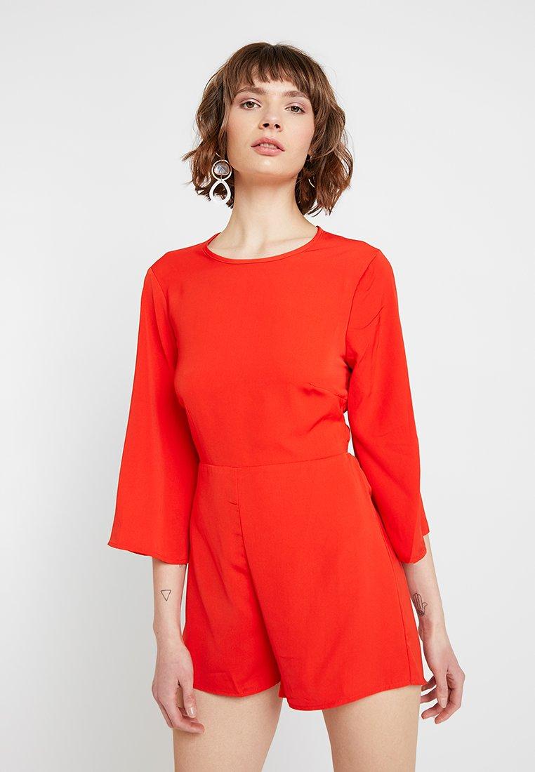 Fashion Union - KAMEO - Overal - tangerine