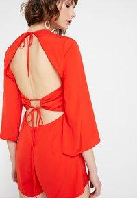 Fashion Union - KAMEO - Combinaison - tangerine - 5