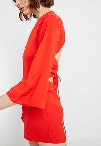 Fashion Union - KAMEO - Combinaison - tangerine - 3
