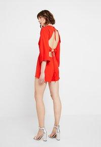Fashion Union - KAMEO - Combinaison - tangerine - 2