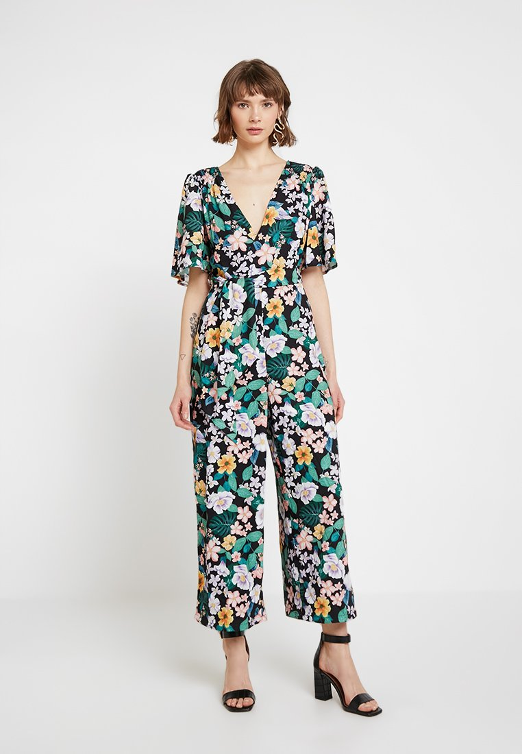 Fashion Union - POLLY - Overall / Jumpsuit /Buksedragter - multicolor