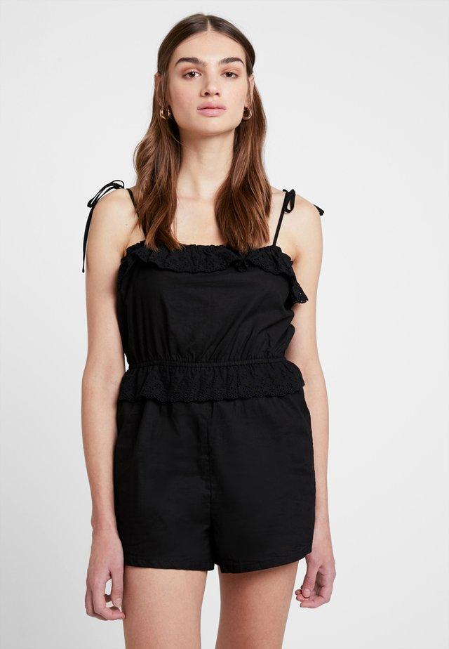 HOWARD - Tuta jumpsuit - black