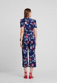 Fashion Union - EXCLUSIVE PRYOR - Jumpsuit - dark blue - 2