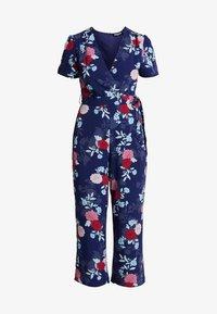 Fashion Union - EXCLUSIVE PRYOR - Jumpsuit - dark blue - 3