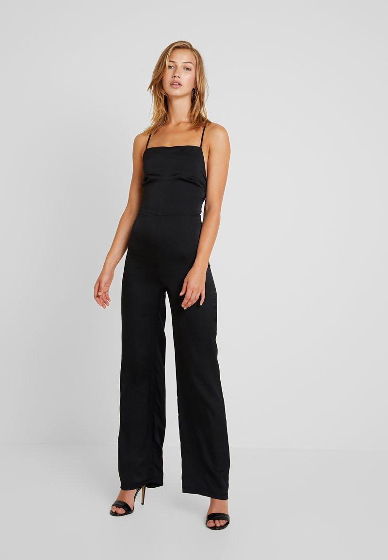 Fashion Union - ALYSSA - Jumpsuit - black