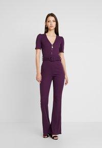 Fashion Union - POWERS - Overal - purple - 0