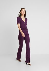 Fashion Union - POWERS - Overal - purple - 1
