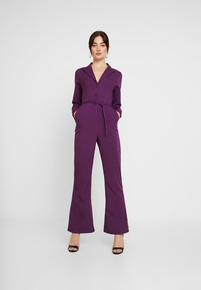 CASSIDY - Jumpsuit - purple