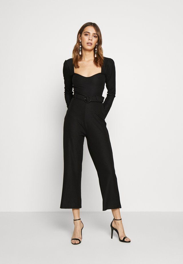 HARLEA - Jumpsuit - black