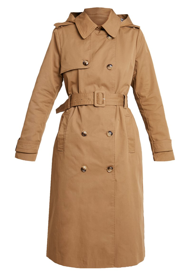Fashion Union - TRENT - Trench - brown