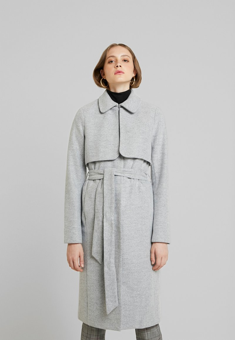 Fashion Union - LAYERS - Manteau classique - grey