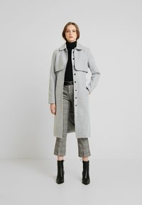 Fashion Union - LAYERS - Manteau classique - grey - 1