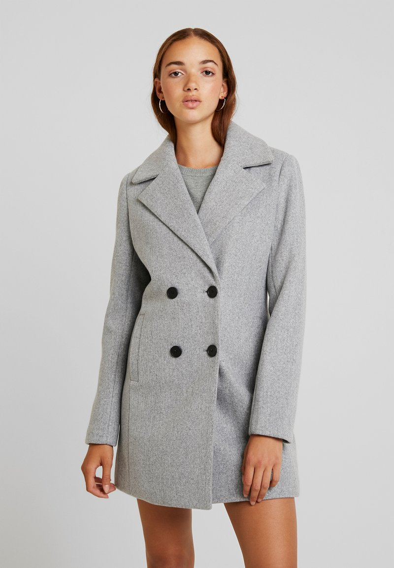 Fashion Union - MONTE - Classic coat - grey